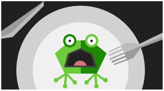 frog-head-on-plate-with-knife-and-fork