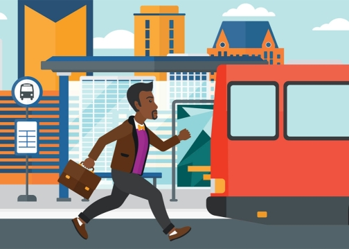 man-with-briefcase-rushing-to-bus
