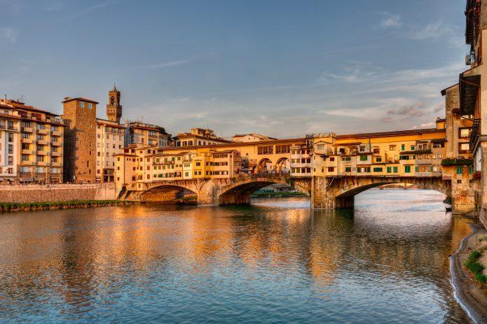 Dan Brown's Inferno Ponte Vecchio