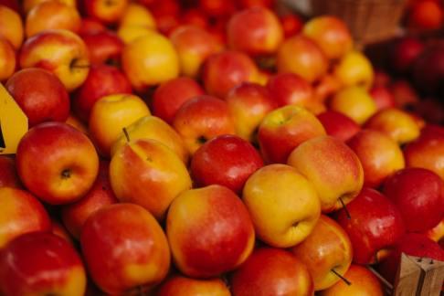 autumn favourites apples