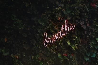 little stress busters breathe
