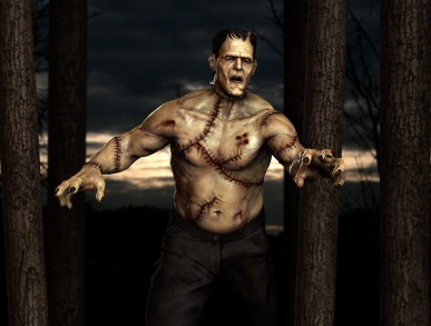 horror stories frankenstein