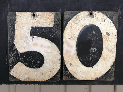 blogging 50 posts