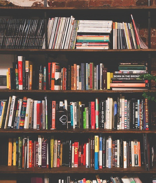 the powe of the written word bookcase