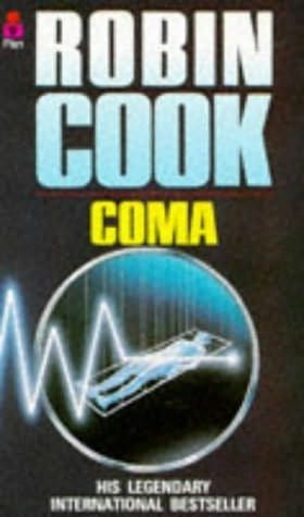 coma by robin cook coma book cover