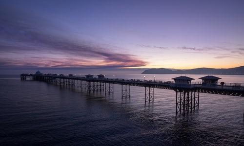 the secret rendezvous pier