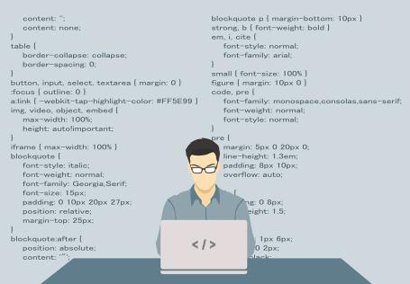blogging programmer