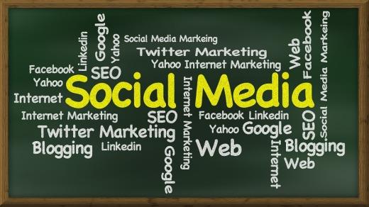 blogging social media