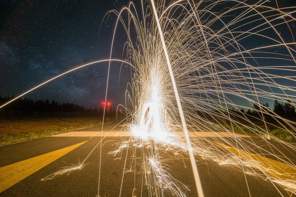 camera firecracker time lapse