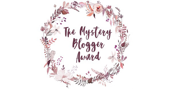 another mystery blogger award banner