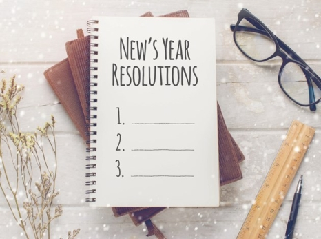 new year's resolutions Q & A new year's resolutions_stock