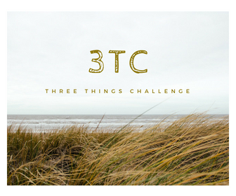 three things challenge