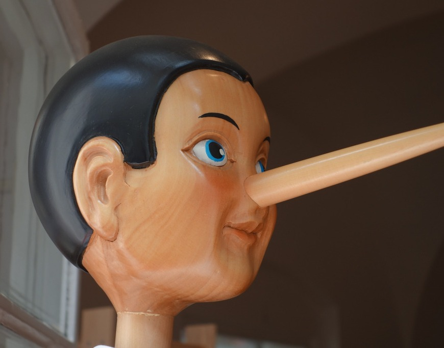 pinocchio fibbing friday