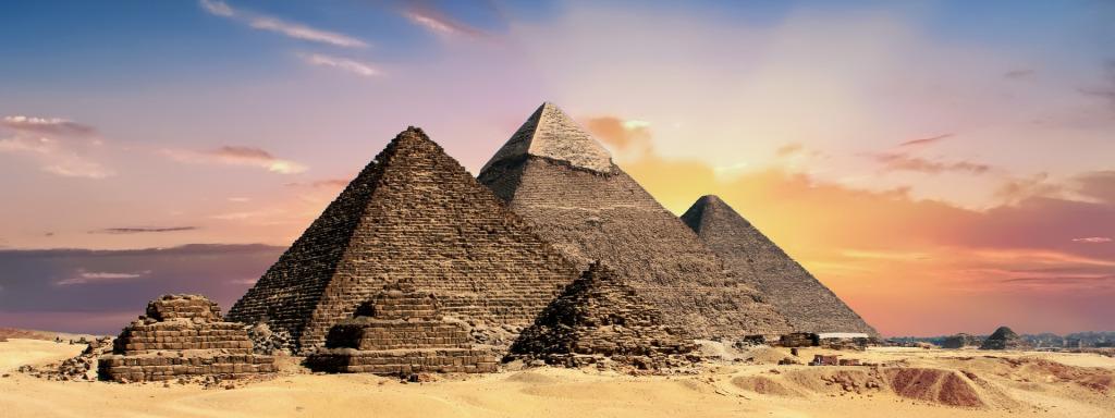 genre challenge pyramids