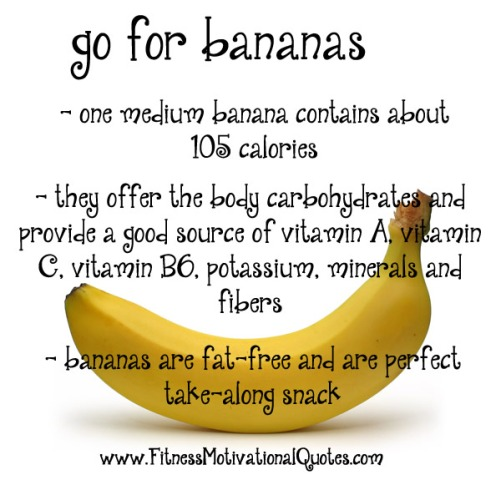 go for bananas
