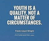 youth is a quality quote