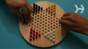 chinese chequers game