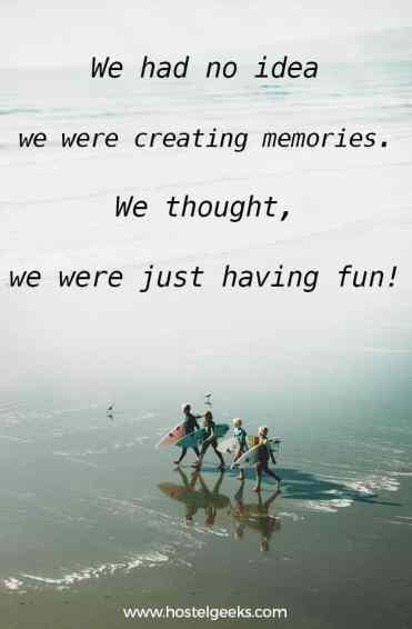 creating-memories quote