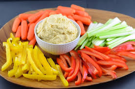 Hummus crudites