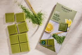 matcha green tea chocolate