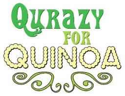 qurazy for quinoa