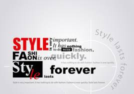 style lasts forever quote