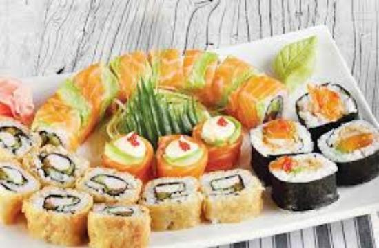 sushi varieties