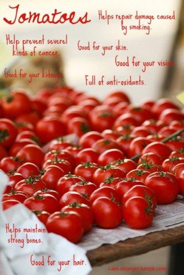 tomatoes health benefits 2