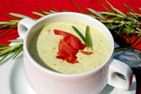 yoghurt cold soup