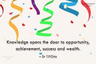 knowledge quote 1