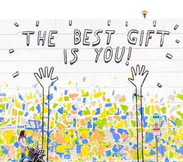 the best gift is you quote