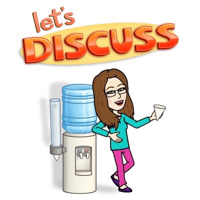 Water cooler bitmoji