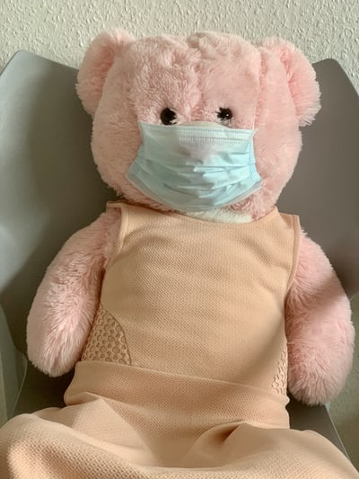 pink-bear-wearing-mask