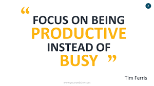 productivity quote 1