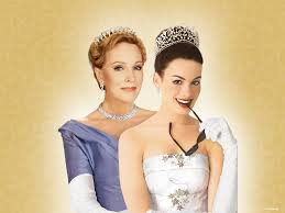 princess diaries julie andrews anne hathaway