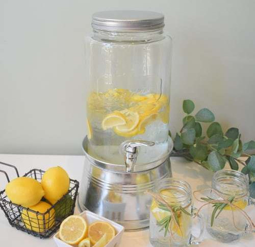 lemonade-mason-jars-pitcher