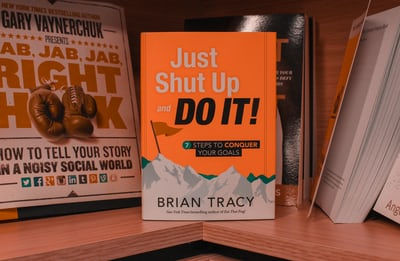 brian tracy book cover