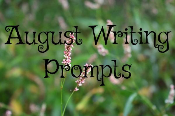 AugustWritingPrompts