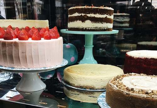 celebration cakes
