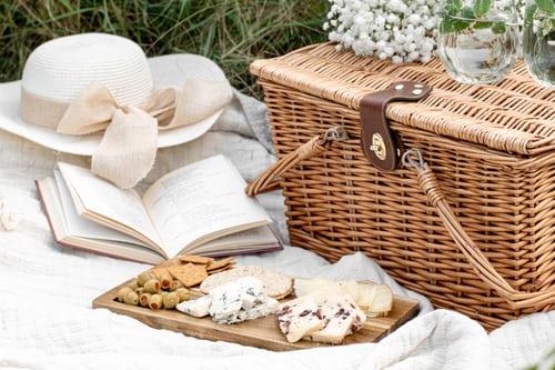 picnic hat book