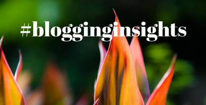 Blogging Insights – New Format # 11 - featured image