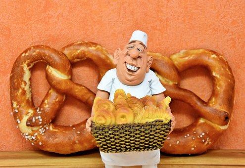 pretzel baker grapic
