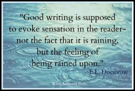 writing quote EL Doctrow